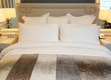 UK Research Highlights the Importance of Quality Hotel Linens