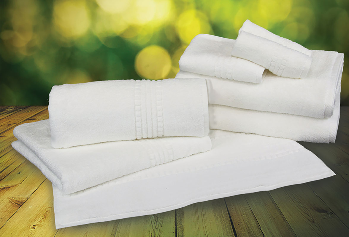 Supply Your Spa Guests with Eco-Friendly Towels