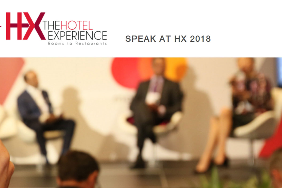 Join Yani as he engages with a panel of experts at the Fireside Chat on Emerging Trends at HX