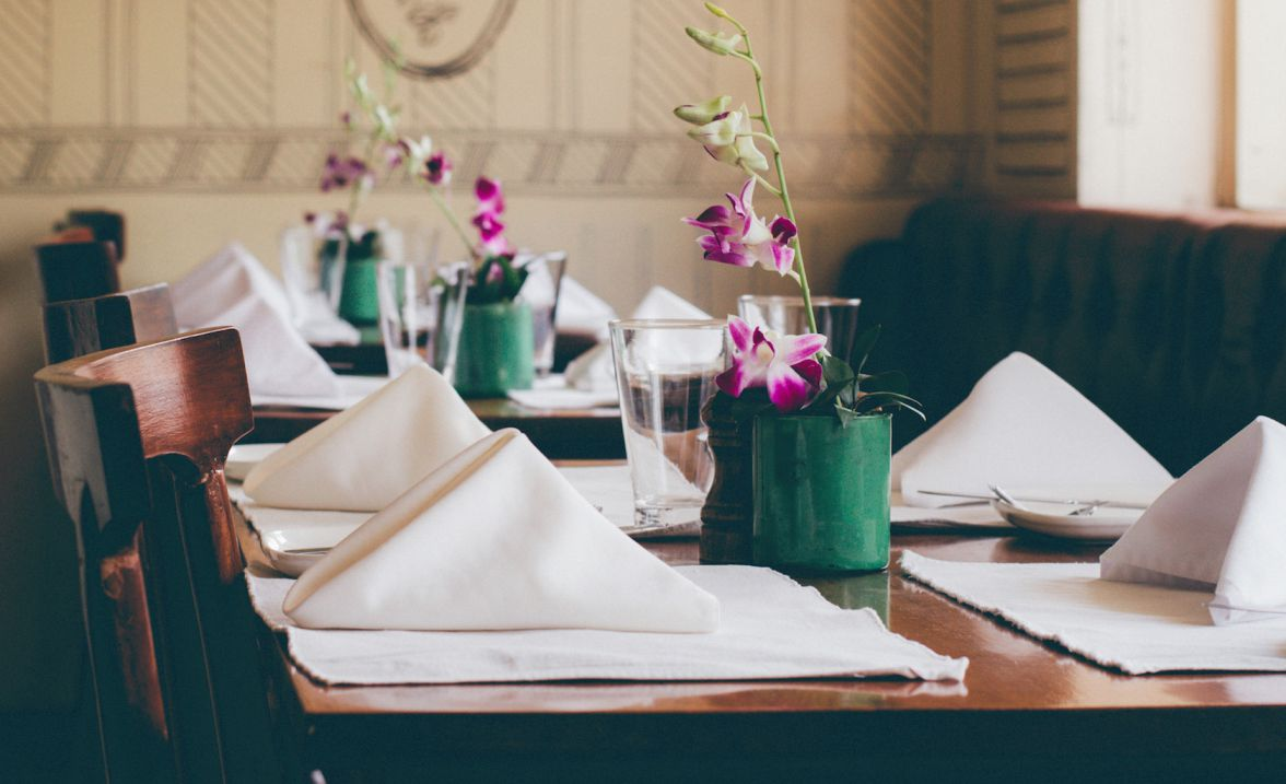 3 Textiles Every Restaurant Needs to Have