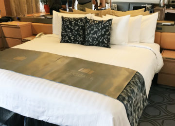 Upgrading and Maintaining Your Cruise Line Linens