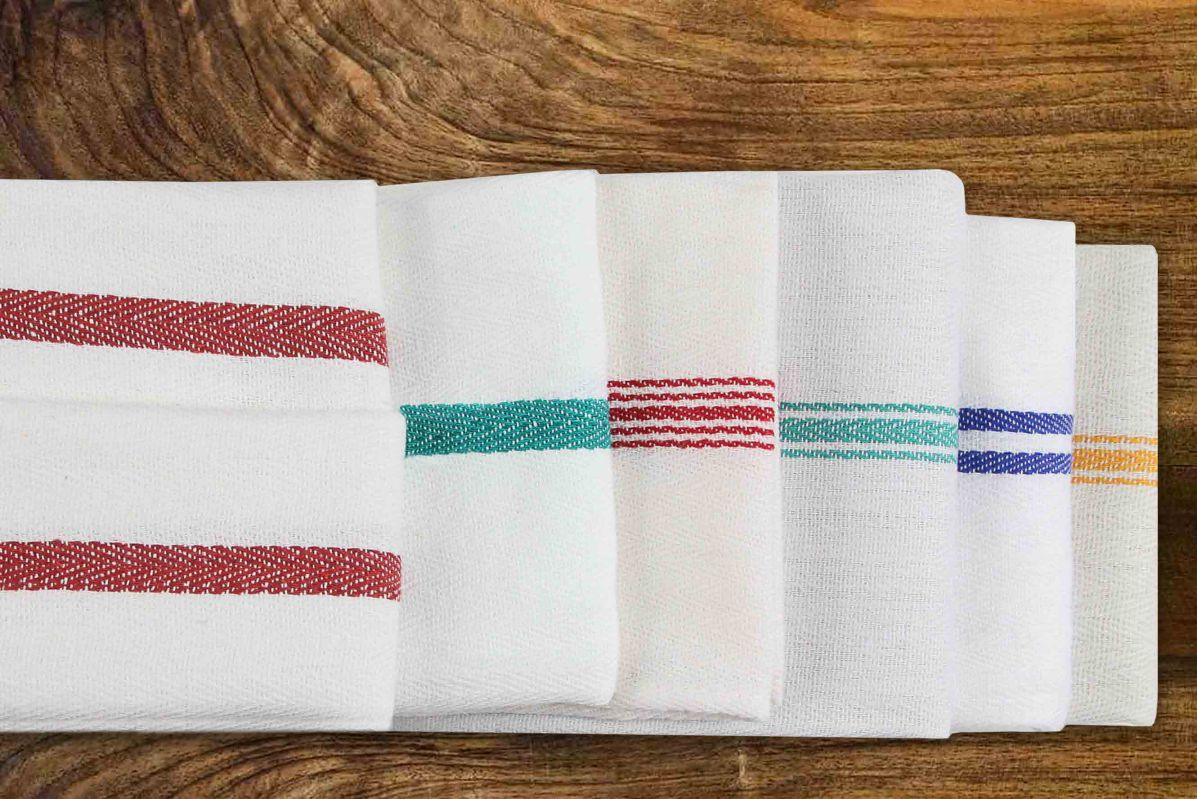 The Surprising History of the Bar Towel