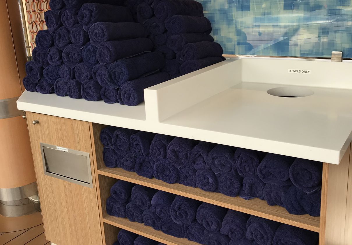Revamp Your Luxury Cruise with These Linens