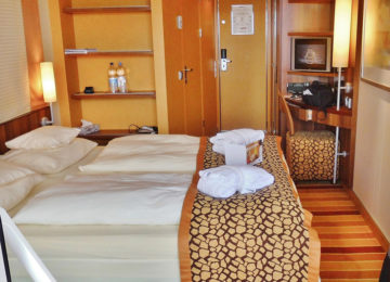 Trends in Cruise Line Cabins and Décor