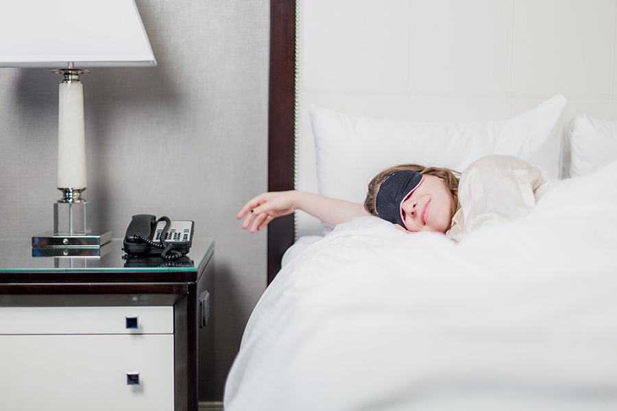 Helping Your Hotel Guest Get the Sleep They Deserve