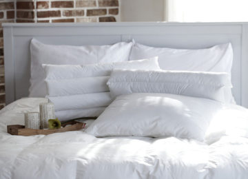 Offering Pillows at Your Hotel for Every Type of Sleeper