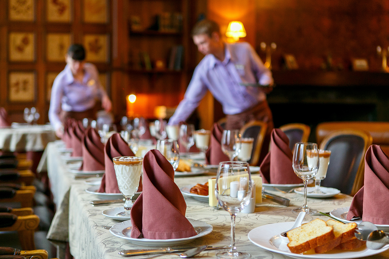 The Most Important Linens for Your Restaurant