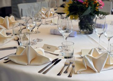 Considerations When Replacing Your Table Linens in the Hospitality Industry