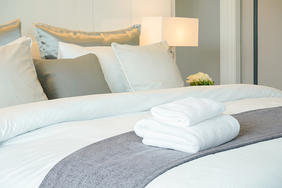 Linens 101: Producing Sustainable Linens with Less Environmental Impact