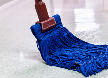 Proper Maintenance of Your Healthcare Facility's Microfiber Cleaning Cloths