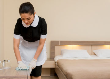 Using Microfiber Cleaning Products at Your Hotel